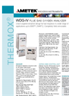 THERMOX WDG-IVSeries Analyzers - Datasheet