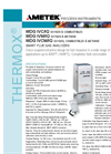 WDG IVM IQ Smart Flue Gas Analyzers Product Data Sheet