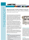 S A/F IQ - Stoichiometric Air/Fuel Ratio Analyzer Brochure