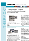 CEM/O2 - Oxygen Analyzer Brochure