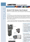TDLAS - 5100HD Gas Analyzer Brochure