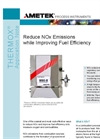 Reduce NOx Emissions WDG-V - Application Notes