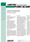 Carbon Dioxide Gas - Application Notes