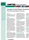Hydrogen Cooled Electric Generators - Application Notes