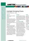 Hydrogen Annealing Ovens - Application Notes