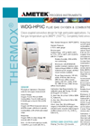 THERMOX Model WDG-HPIIC Flue Gas Oxygen Analyzer Datasheet