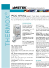 THERMOX Model WDG-HPII IQ Flue Gas Oxygen Analyzer Datasheet