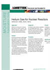 Helium for Nuclear Reactors - Application Notes