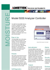 Model 5000 Analyzer Controller Datasheet
