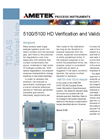 Model 5100 Verification/Validation - Applications Note