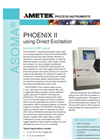 PHOENIX II using Direct Excitation Benchtop ED-XRF Analyzer - Datasheet