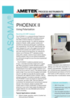 PHOENIX II Using Polarization Benchtop ED-XRF Analyzer - Datasheet