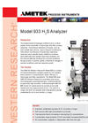 933 H2S in Natural Gas - Brochure
