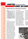 AMETEK PI 900 Tail Gas-Air Demand Analyzer - Datasheet