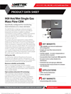 AMETEK PI 909 Hot/Wet Single Gas Mass Flow CEM - Datasheet
