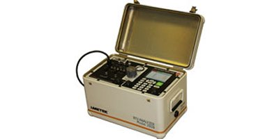 AMETEK PI - Model 292B - Portable Natural Gas Chromatograph