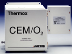 THERMOX - Model CEM/O2 - Oxygen Analyzer