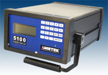AMETEK PI - Model 5100 P - Portable Gas Analyzer