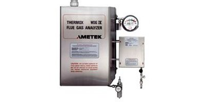 THERMOX - Model WDG-IV UOP/RP - Oxygen Analyzer for UOP CCR Platforming Process
