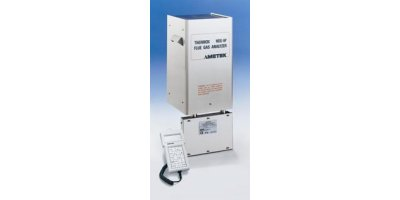 THERMOX - Model WDG-HPII Series - Flue Gas Oxygen Analyzer