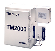 THERMOX - Model TM2000 - Net Oxygen Analyzer