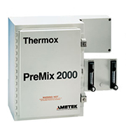 THERMOX - Model PreMix 2000 - Analyzer