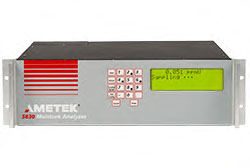 AMETEK PI - Model 5830 - Moisture Analyzer