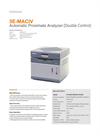 CKIC 5E-MAC IV Automatic Proximate Analyzer (Double Control)