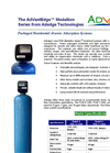 AdVantEdge - Arsenic Treatment Solutions for Residential Water Applications - Brochure