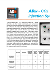 AdEdge ADIN - CO2 Injection System - Brochure