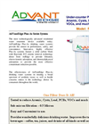 AdEdge AdVantEdge - Plus-As-Pb-PID - Under-Counter POU System - Brochure