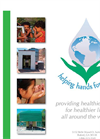Helping Hands for Water - Brochure