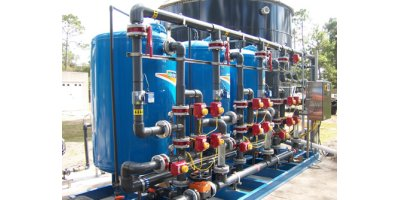 AdEdge - Model AD26 - Oxidation/Filtration Treatment Systems