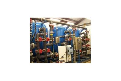AdEdge - Model APU Series - Packaged Unit Systems for Turnkey Water Treatment