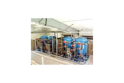 AdEdge - Water Treatment Systems for Removal of Volatile Organic Compounds (VOCs)