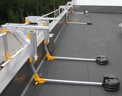 AluFix - Model EVO - Parapet Bridge