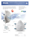 AirWave - Model 4200n95 Series - Disposable Respirators Brochure