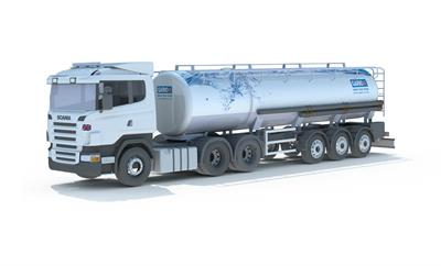 Garic - Model 8000 G - Water Tanker