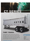 Artex - Model CT-3004 - Combination Silage Trailers Brochure
