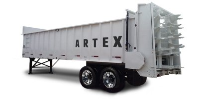 Artex - Model CT-3004 - Combination Silage Trailers