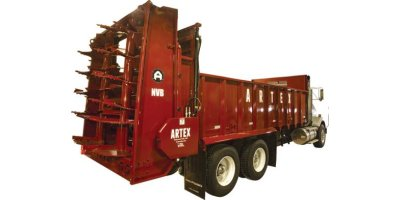 Artex - Model CB2004 - Truck Mounted Boxes
