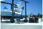 Patented Waste Water Recovery System for Marine Refinishing Industry
