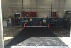 Patented Waste Water Recovery System for Body Shop Waste Capture