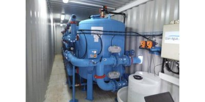 Reverse Osmosis Emergency Treatment Plants