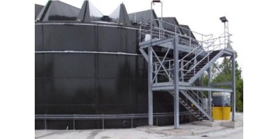 Glass Lined Steel Tanks