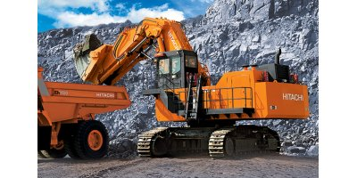 Hitachi - Model EX1200-6 - Mining Excavator & Shovel