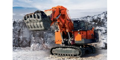 Hitachi - Model EX5600-6 - Mining Excavator