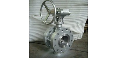 Model DOBV API 609 - Double Offset Butterfly Valves
