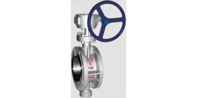 Model TOBV API 609 - Triple Offset Butterfly Valves