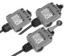 Flow Mon - Model GXS Series - Explosion Proof Limit Switches